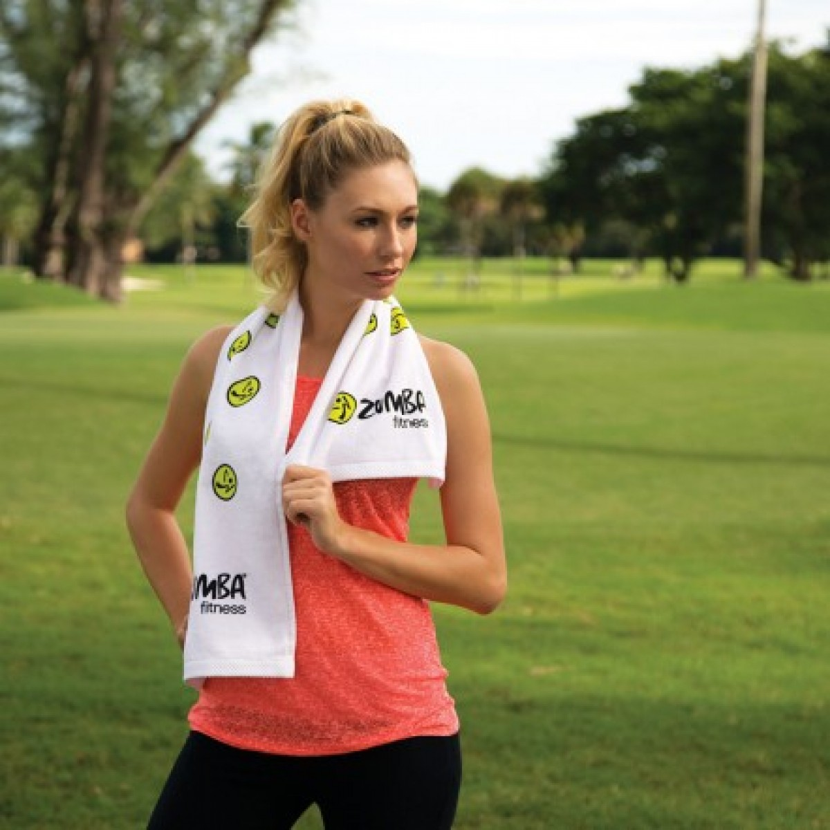 Swol Fitness Bamboo Towel: Wyndham Promo Store FITNESS TOWEL WITH CLEENFREEK