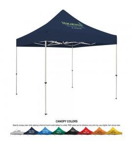 Premium 10' X 10' Event Tent Kit