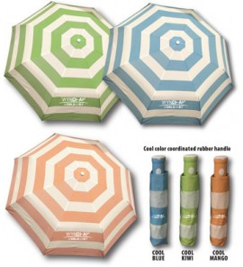 "LARGE 42"" COOL CABANA UMBRELLA"