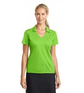 Nike Golf Ladies Dri-FIT Vertical Mesh Polo