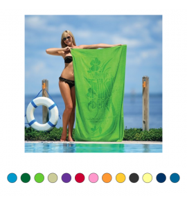 Lightweight Beach Towel - Colors