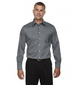 Devon & Jones Men's Crown Collection Solid Stretch Twill