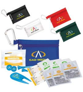 Golfers Sun Protection Kit