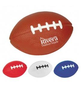 Football Shape Stress Reliever