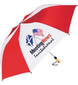 Oversized 58 in. Big Storm Folding Golf Umbrella
