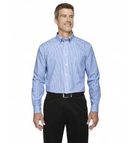 Devon & Jones Men's Crown Collection Banker Stripe
