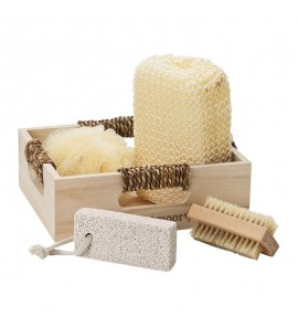 4 Piece Spa Kit in Box