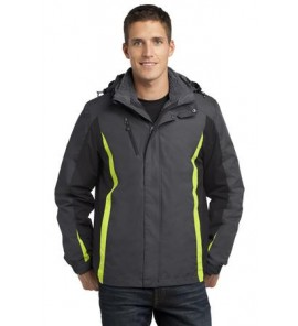 Port Authority Colorblock 3-in-1 Jacket