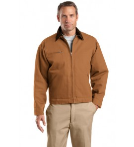 CornerStone Tall Duck Cloth Work Jacket