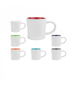 RIPPLE - 14 oz Ripple Ceramic Mug